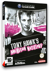 Tony Hawk's American Wasteland pochette GameCube (GH9P52)