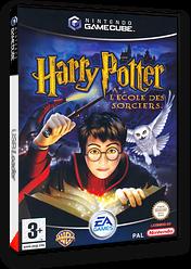 Harry Potter à l'école des sorciers pochette GameCube (GHLY69)