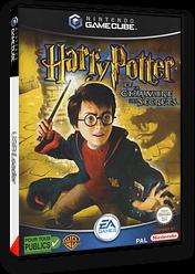 Harry Potter et la Chambre des Secrets pochette GameCube (GHSY69)
