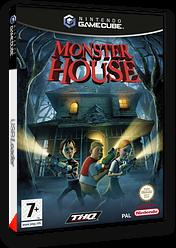 Monster House pochette GameCube (GK5X78)