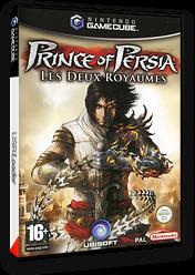 Prince of Persia:Les Deux Royaumes pochette GameCube (GKMP41)