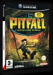 Pitfall: L'Expédition Perdue pochette GameCube (GPHF52)