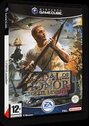 Medal of Honor:Soleil Levant pochette GameCube (GR8F69)