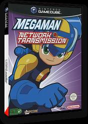 Mega Man Network Transmission pochette GameCube (GREP08)