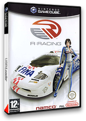 R: Racing pochette GameCube (GRJP69)