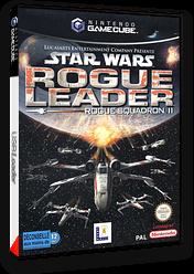 Star Wars Rogue Squadron II: Rogue Leader pochette GameCube (GSWF64)