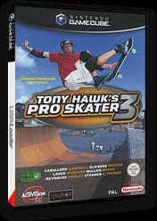 Tony Hawk's Pro Skater 3 pochette GameCube (GT3F52)