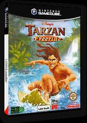 Tarzan Freeride pochette GameCube (GTZP41)