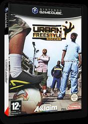 Urban Freestyle Soccer pochette GameCube (GUVP51)