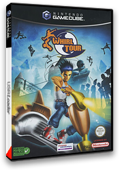 Whirl Tour pochette GameCube (GWUP7D)