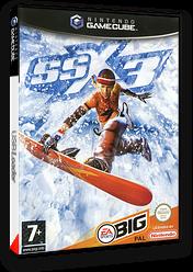 SSX 3 pochette GameCube (GXBP69)