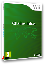 Chaîne Infos pochette Channel (HAGP)