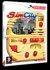 SimCity pochette VC-SNES (JAFF)