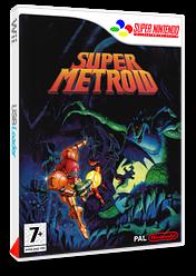 Super Metroid pochette VC-SNES (JAVP)