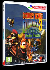 Donkey Kong Country 3 : Dixie Kong's Double Trouble pochette VC-SNES (JBPP)