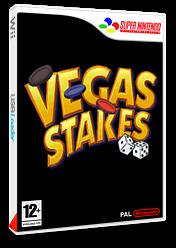 Vegas Stakes pochette VC-SNES (JBRP)