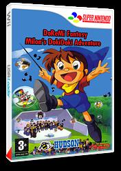 DoReMi Fantasy - Milon's DokiDoki Adventure pochette VC-SNES (JCAL)
