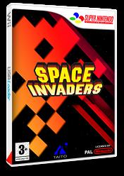 Space Invaders -The Original Game pochette VC-SNES (JCKP)