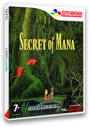 Secret of Mana pochette VC-SNES (JCLP)