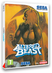 Altered Beast pochette VC-MD (MAAP)