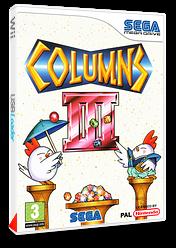 Columns III: Revenge of Columns pochette VC-MD (MBWM)