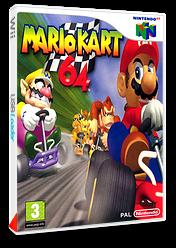 Mario Kart 64 pochette VC-N64 (NABP)