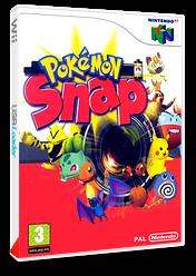 Pokémon Snap pochette VC-N64 (NAKP)