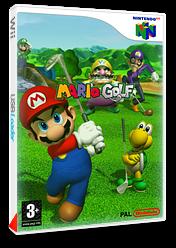 Mario Golf pochette VC-N64 (NAUP)