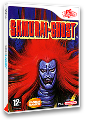 Samurai Ghost pochette VC-PCE (PBJP)