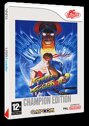 Street Fighter II' : Champion Edition pochette VC-PCE (PDJL)