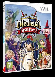 Medieval Games pochette Wii (R2OP68)