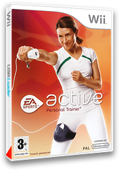 EA Sports Active pochette Wii (R43P69)