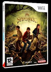 Les Chroniques De Spiderwick pochette Wii (R48P7D)