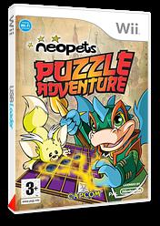 Neopets Puzzle Adventure pochette Wii (R52P08)