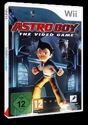 Astro Boy: The Video Game pochette Wii (R56PG9)