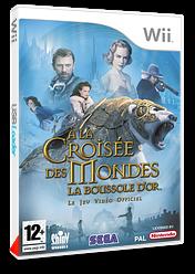 À la Croisée des Mondes:La Boussole d'Or pochette Wii (R5AP8P)