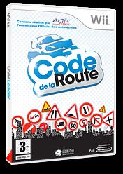 Code de la Route pochette Wii (R6DFJW)