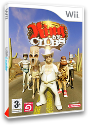King of Clubs pochette Wii (R6VPGN)