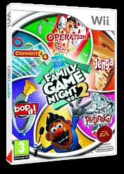 Hasbro:Best of des Jeux en Famille Vol. 2 pochette Wii (R6XP69)