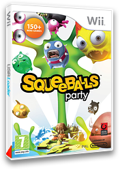 Squeeballs Party pochette Wii (R6YPH3)