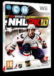 NHL 2K10 pochette Wii (R7OP54)