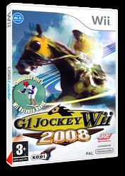 G1 Jockey Wii 2008 pochette Wii (R8GPC8)