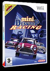 Mini Desktop Racing pochette Wii (RCEXUG)