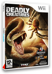 Deadly Creatures pochette Wii (RDCP78)