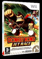 Donkey Kong:Jet Race pochette Wii (RDKP01)