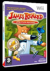 James Renard - Opération Milkshake pochette Wii (RDLP70)