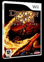 Dragon Blade:Wrath of Fire pochette Wii (RDWPG9)