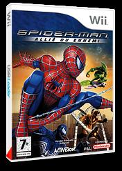 Spider-Man:Allié Ou Ennemi pochette Wii (RFOP52)