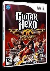 Guitar Hero:Aerosmith pochette Wii (RGVP52)