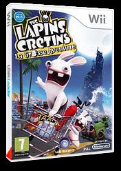 Rabbids Go Home pochette Wii (RGWP41)
